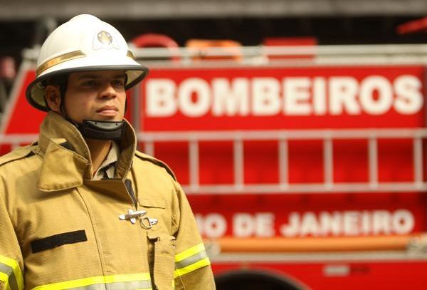 Corpo de Bombeiros do Rio de Janeiro abre concurso para 300 vagas