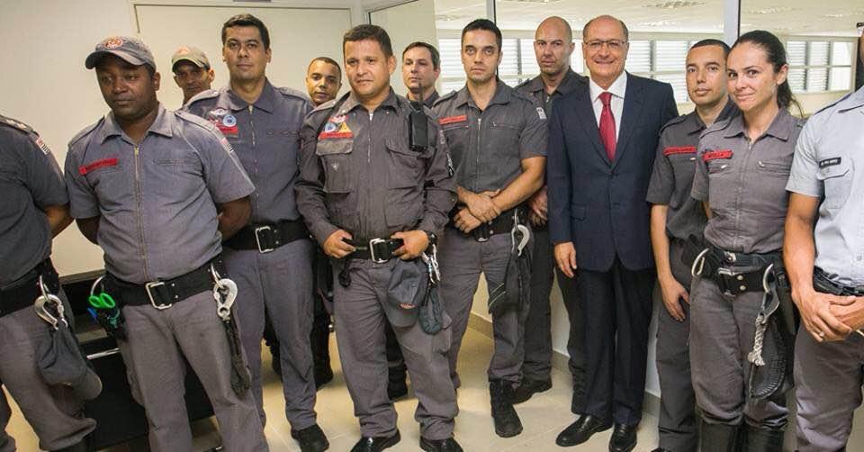 Governador de São Paulo anuncia junção do COBOM com o COPOM