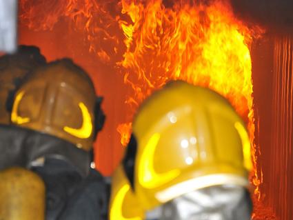 Corpo de Bombeiros de Minas Gerais adquiri simulador de incêndio