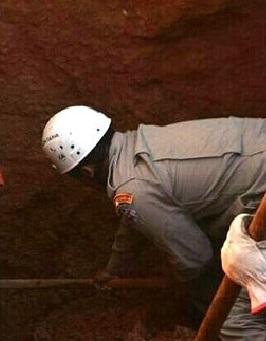Bombeiros salvam vítima soterrada em Mato Grosso