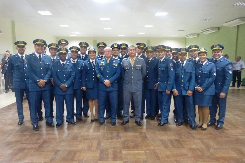 Bombeiros de Sergipe promove novos Sargentos Condutores e Músicos