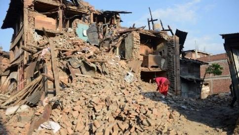 En direct : nouveau séisme de très forte magnitude au Népal