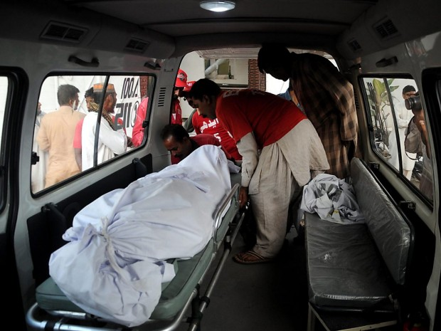 Canicule meurtrière au Pakistan: un bilan de 200 morts