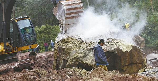 Bolivia- Hay 60 barrios inundados y se declara emergencia a la urbe