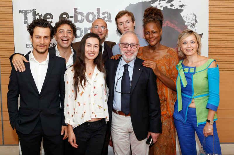 E-bola: un docu-fiction pour lutter contre le virus