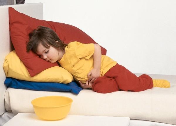 El abdomen agudo en la infancia
