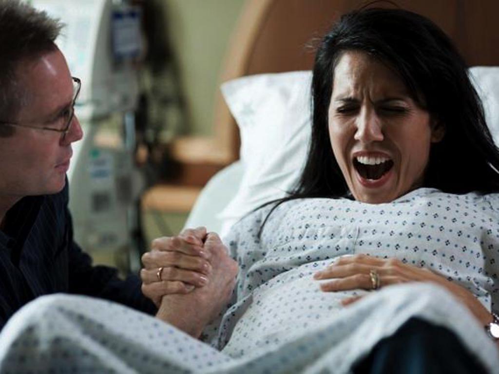 Manera no convencional de tratamiento de la insuficiencia respiratoria mixta en una embarazada