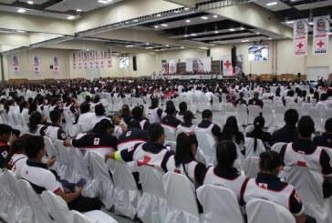 COMIENZA LA 48 CONVENCIÓN NACIONAL DE CRUZ ROJA MEXICANA EN EL ESTADO DE CHIHUAHUA