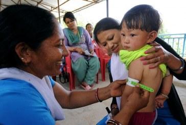 Népal: 4 mois après le séisme, les enfants en danger