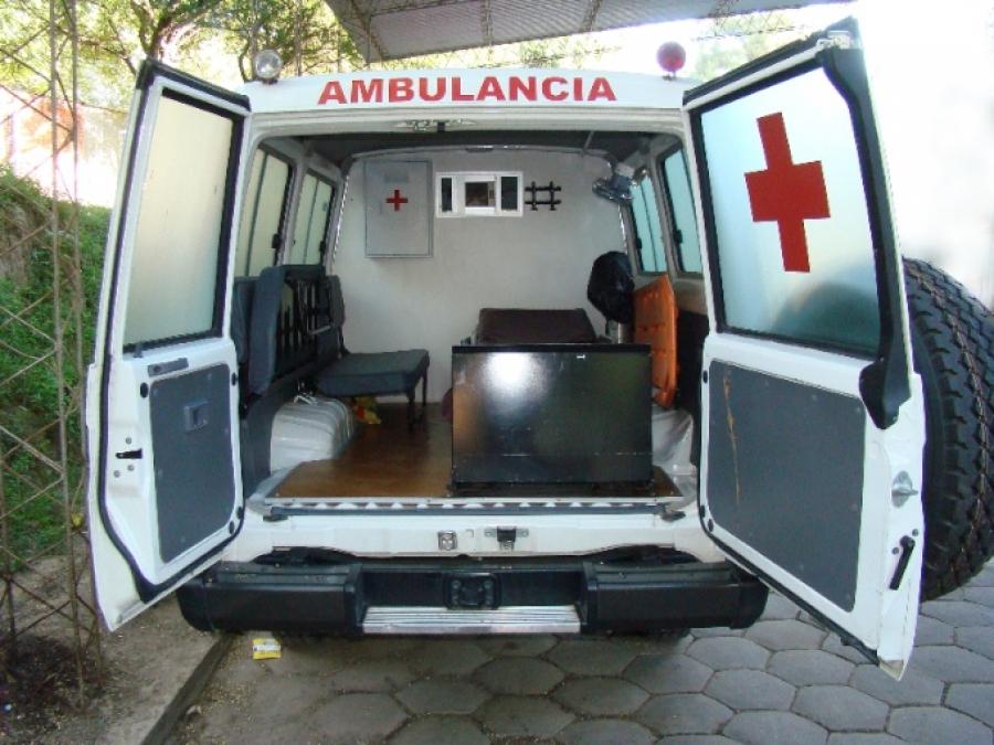 Bolivia: Hay una ambulancia para más de 15 mil habitantes en Uriondo