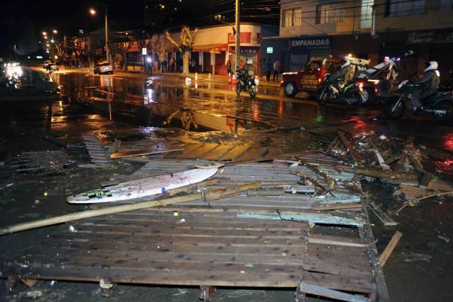 Séisme du Chili: 1 million de personnes évacuées