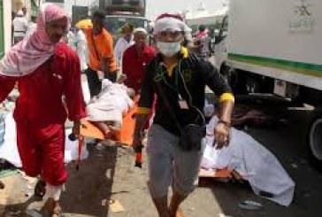 Le drame de La Mecque: tué plus de 700 fidèles