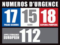 Les pompiers demandent un numéro d'urgence unique, le 112