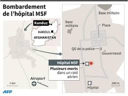 Hôpital de MSF bombardé