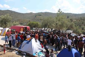 Aide humanitaire amateur