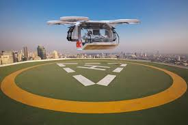 Le drone-ambulance