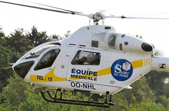 Secours héliportés d'urgence privés: les nouvelles!
