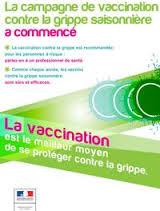 Départ de la campagne de vaccination contre la grippe