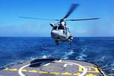 Évacuation médicale d'un marin