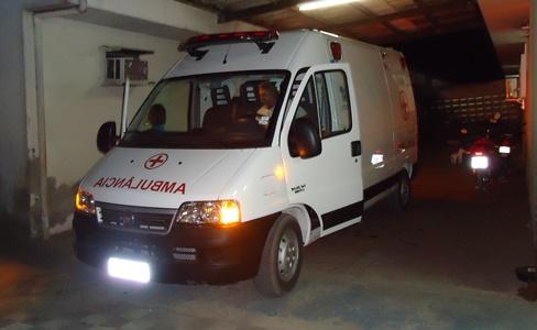Governo do Mato Grande doa Ambulância-UTI para Hospital Regional de João Câmara