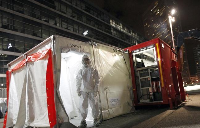 Attaque chimique: Des antidotes de l'armée fournis au Samu