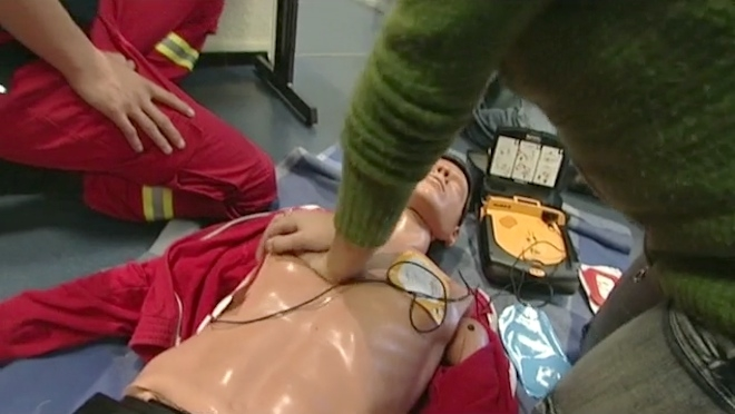 Un nouvel centre de simulation médicale