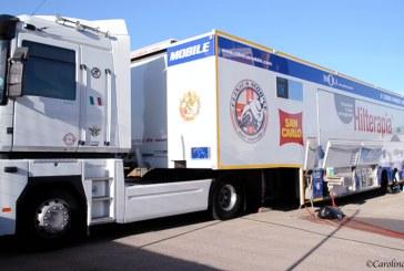¿Cómo funciona la Clinica Mobile del Mundial de MotoGP?