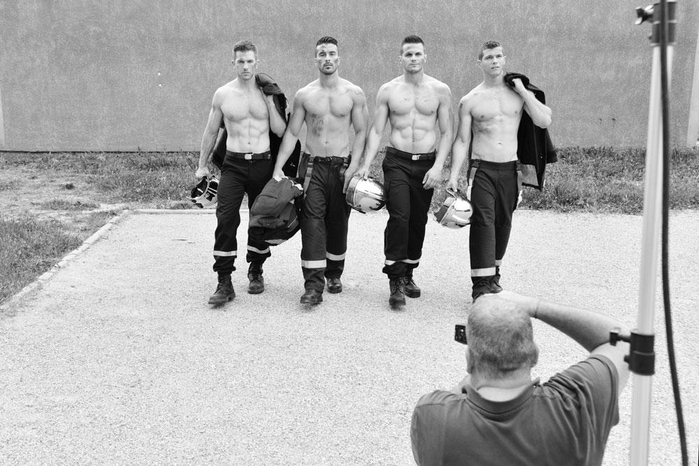 Calendrier des Pompiers Sans Frontières 2016