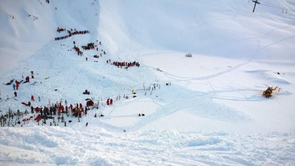 Avalanche: les règles à suivre pour échapper