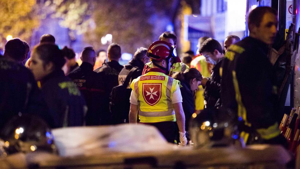 Le commandant des pompiers raconte l'attentat de Paris