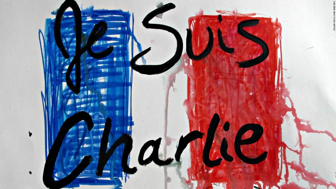 Attentats de Charlie Hebdo un an après