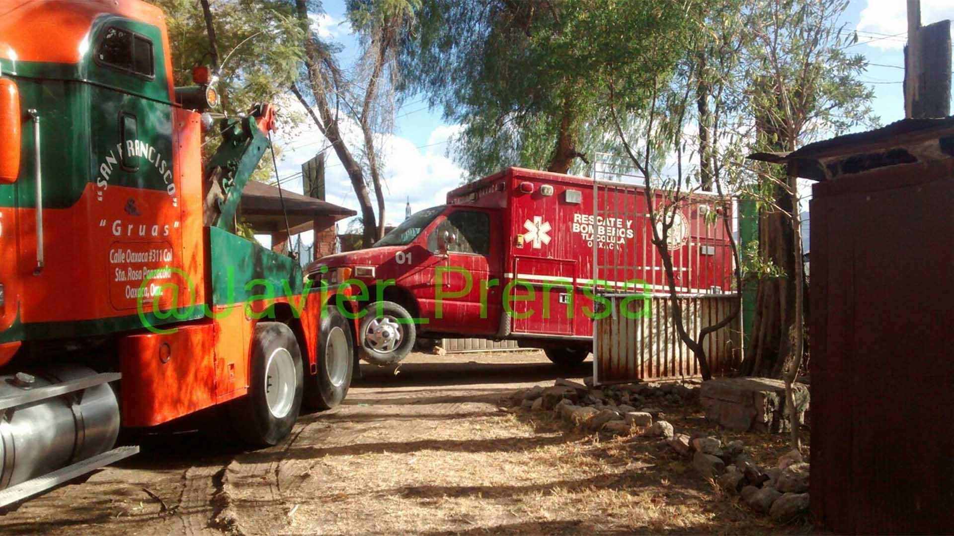 Mexico – Roban equipo a bomberos