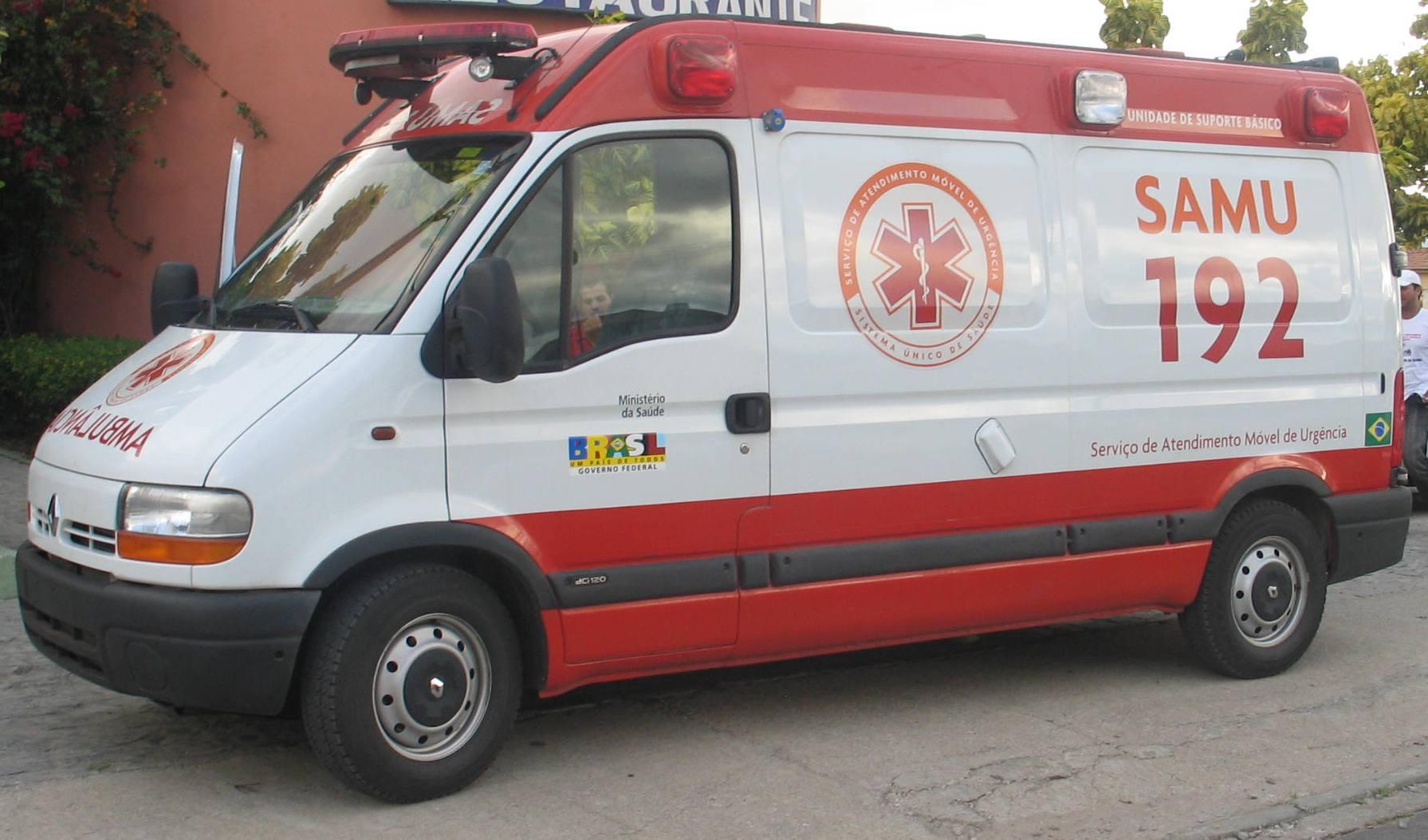 TCE suspende aquisição de 200 ambulâncias pela Secretaria de Administração