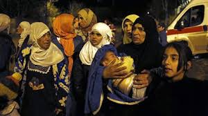 Croix-Rouge à Madaya: les cas entre la vie et la mort