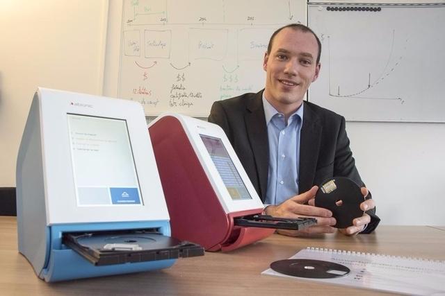 Technologie médicale: kit de dépistage des allergies