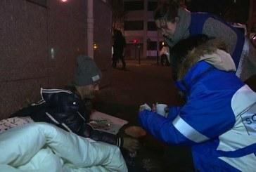 Samu Social de Paris: agir sans attendre «les premiers morts» de l'hiver!