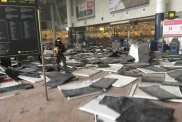 Bruxelles : explosions à l'aéroport de Zaventem