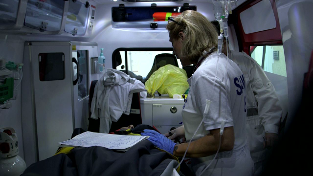 Urgences de femme : dans la peau d'une médecin urgentiste