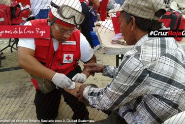 Guatemala – Operativo en el Relleno Sanitario de la zona 3