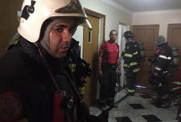 Coronel da reserva combate incêndio em apartamento na zona norte de SP