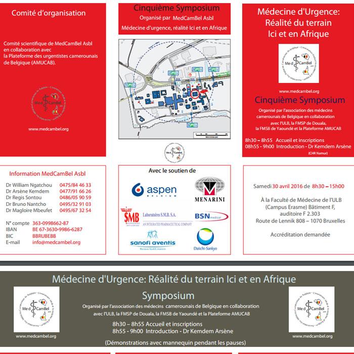 Symposium Medcambel: experts européens et africains partagent leur expérience