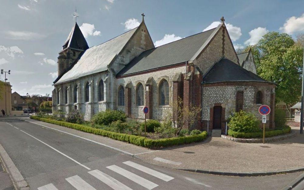Prise d'otages dans une église près de Rouen!