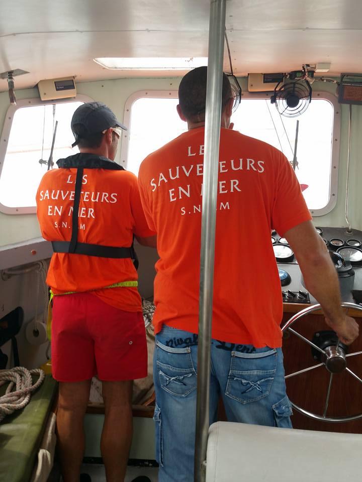 Reportage sur la societé nationale des sauveteurs en mer