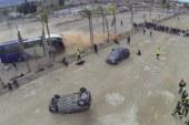 El uso de drones con cámaras térmicas se muestra útil en la búsqueda y localización de víctimas en situaciones de catástrofes
