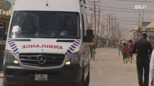 Les ambulances suisses en Jordanie!
