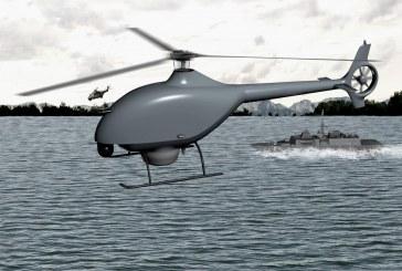 Système de Drone à voilure tournante tactique de la Marine Nationale Française: alliance DCNS et Airbus Helicopters