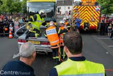 Accidents graves de la route: evacuation d'un véhicule