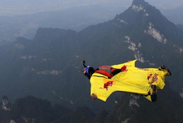 Wingsuit: vol mortel à Chamonix