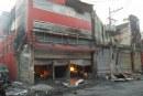 Incêndio destrói shopping em São Paulo e mobiliza quase 100 bombeiros