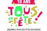 «Tous en Fête!» avec Croix-Rouge française et Fondation FDJ du 1er décembre 2016 au 15 janvier 2017